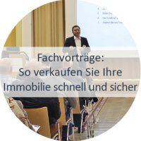 Fachvortag Immobilie schnell und sicher verkaufen, Mutterhaus Kaiserswerth, Immobilienmakler Düsseldorf