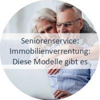 Immobilienverrentung, Haus verrenten, Senioren, Haus im Alter, Düsseldorf