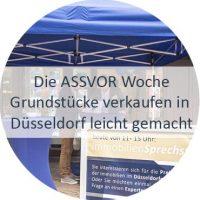Wie verkaufe ich ein Grundstück sicher und schnell in Düsseldorf?
