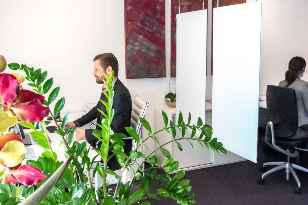 Büro Immobilienmakler Düsseldorf, Wittlaer, ASSVOR