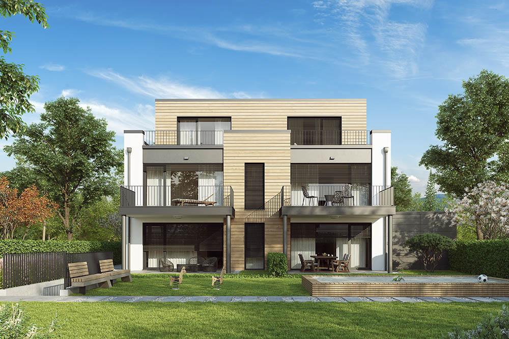 Wohnung kaufen in Duisburg oder Düsseldorf im Neubau