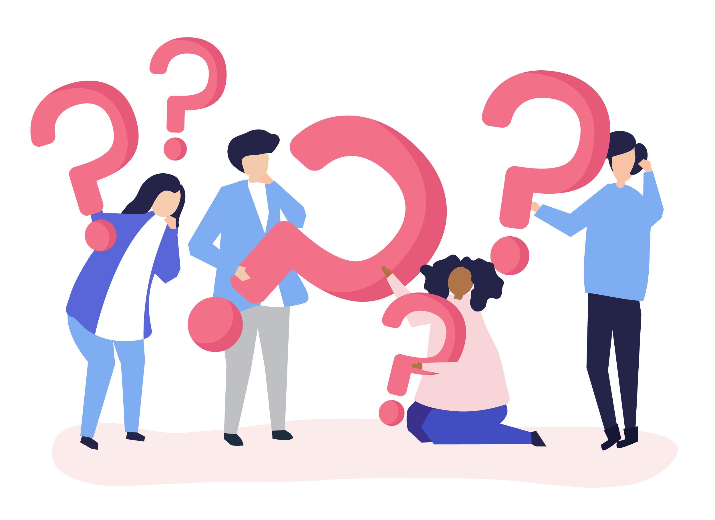 Wie reagiere ich auf Fragen von Interessenten richtig?