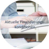 Haus oder Wohnung finanzieren, aktuelle Zinsen