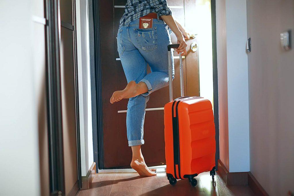 Ferienzeit, Vermieten um Urlaub, Einbruchschutz