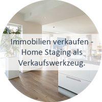 Immobilien verkaufen - Home Staging als Verkaufswerkzeug