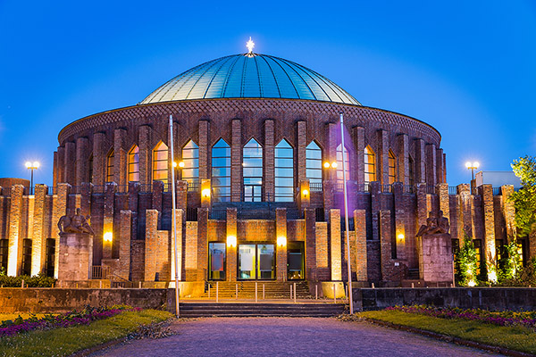 Konzerthalle am Rhein, Immobilienmakler in Düsseldorf