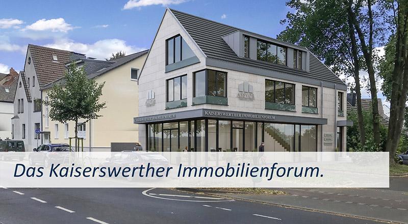 Büroräume Immobilienmakler Düsseldorf in Kaiserswerth - Makler für Luxusimmobilien