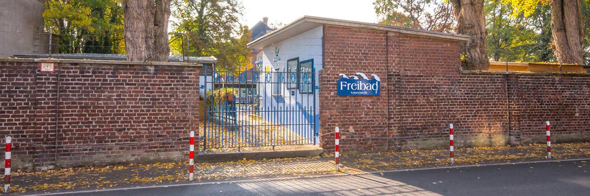 Freibad Kaiserswerth