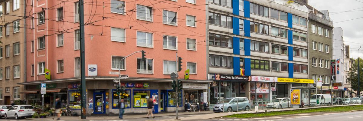 Einkaufen Derendorf