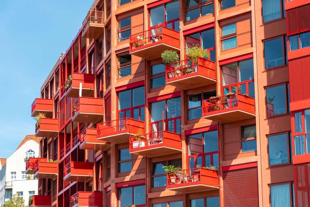 Eigentumswohnung, Balkon, Düsseldorf