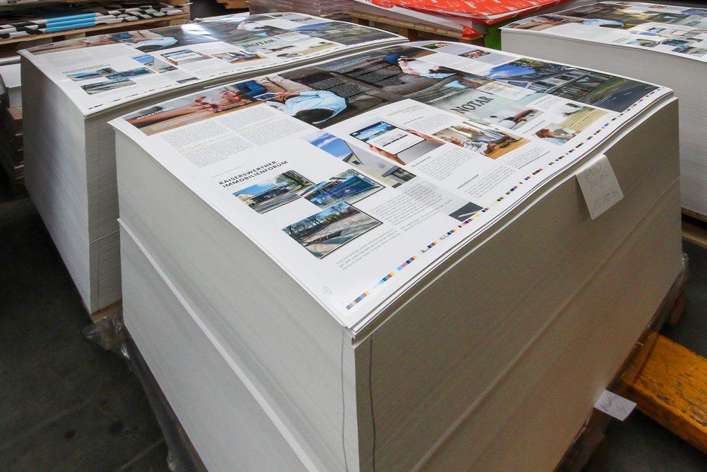 Immobilienmagazin Düsseldorf, Hauszeitung, Preisreport, Kaufpreise Düsseldorf