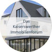 Kaiserswerther Immobilienforum, Immobilienmakler Düsseldorf, Büro, Filiale