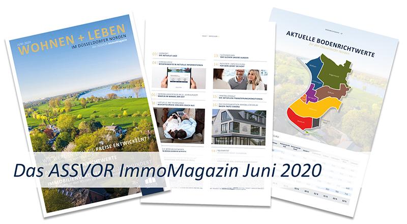 Wohnen + Leben ist das Immobilienmagazin Ihres Immobilienmakler Düsseldorf - Makler für Luxusimmobilien