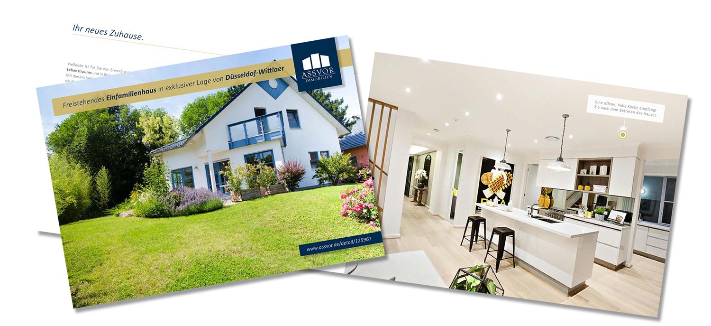 Immobilie verkaufen Düsseldorf