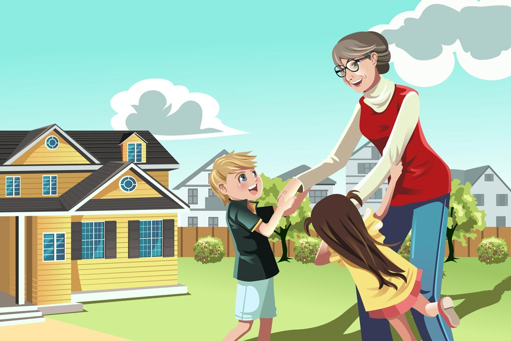 Immobilie verschenken oder vererben