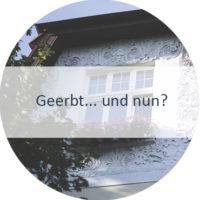 Blog_Verlinkung_Geerbt und nun - Erb-Immobilie - Erbschaft - Erben