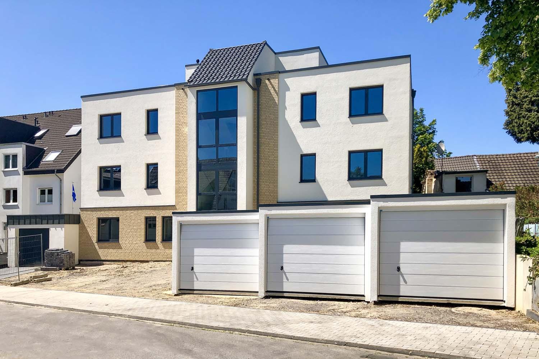 wohnen in mülheim-raadt, wohnnen in muelheim-raadt, Wohnung kaufen in Raadt, Wohnung kaufen in Mülheim, Wohnung kaufen in Muelheim_Hausansicht
