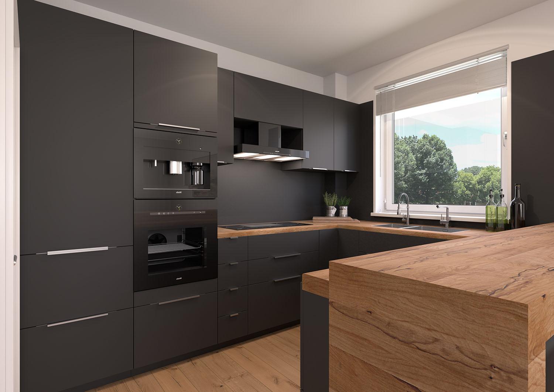 wohnen in mülheim-raadt, wohnnen in muelheim-raadt, Wohnung kaufen in Raadt, Wohnung kaufen in Mülheim, Wohnung kaufen in Muelheim_Küche