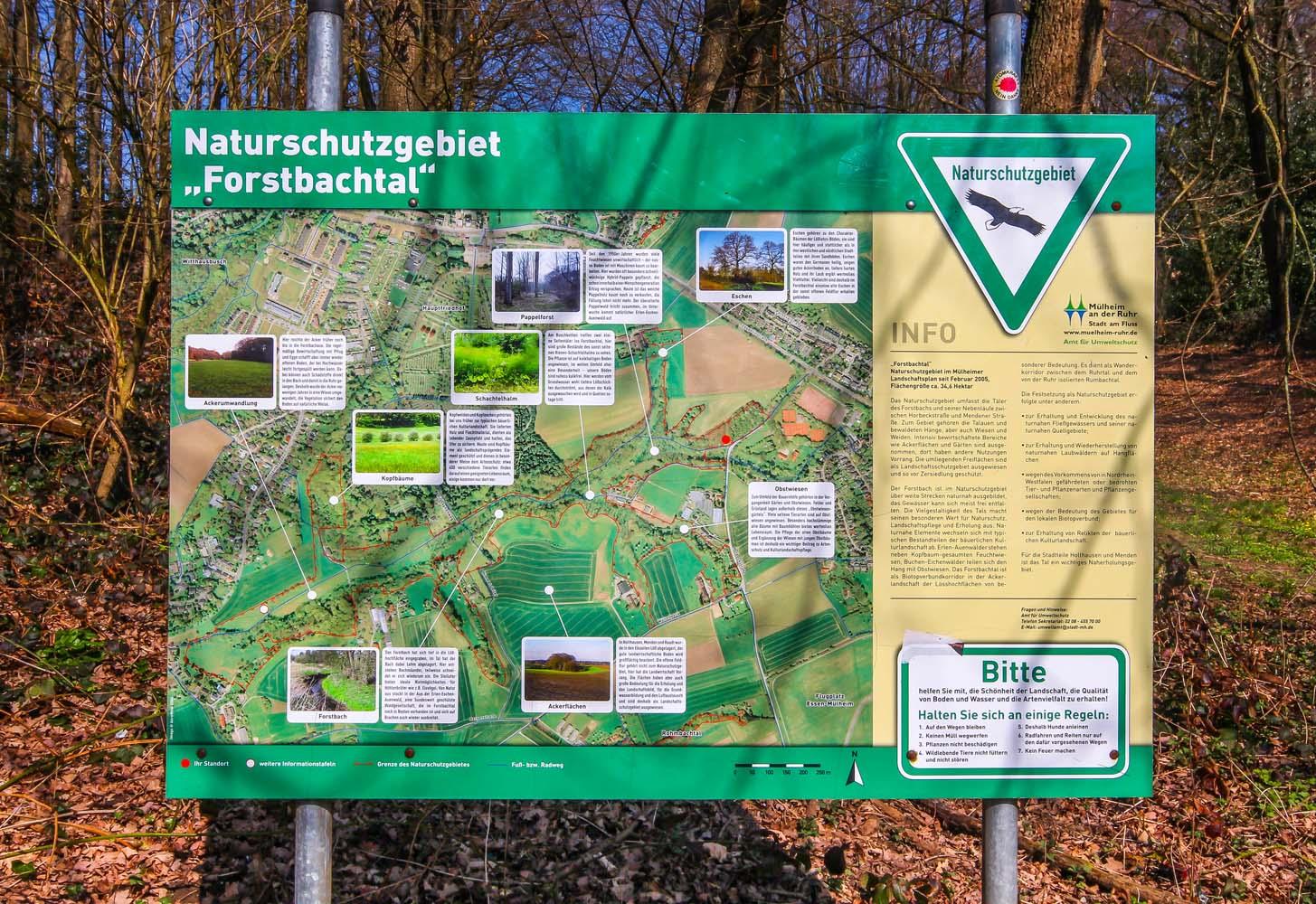 wohnen in mülheim-raadt, wohnnen in muelheim-raadt, Wohnung kaufen in Raadt, Wohnung kaufen in Mülheim, Wohnung kaufen in Muelheim_Wanderwege NSG Forstbachtal