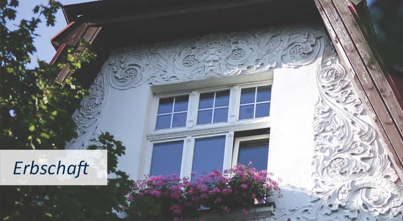 Beratung Haus verkaufen, Tipps Wohnung verkaufen, Wichtiges für den Immobilienverkauf, was muss beim Hausverkauf beachtet werden Klickbild Erbschaft Erbe