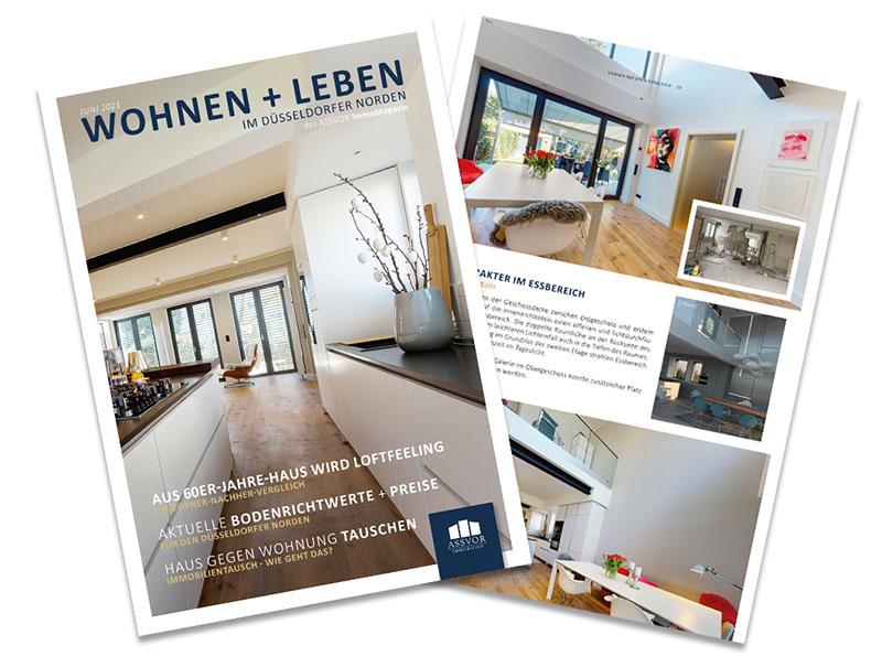 Preisreport – Bodenrichtwert - Nachbarschaft – Service – Informationen – Publikationen – Neuigkeiten – Region – regional - Duesseldorf Nord - Duisbur_2021 DDORF Juni KLEIN