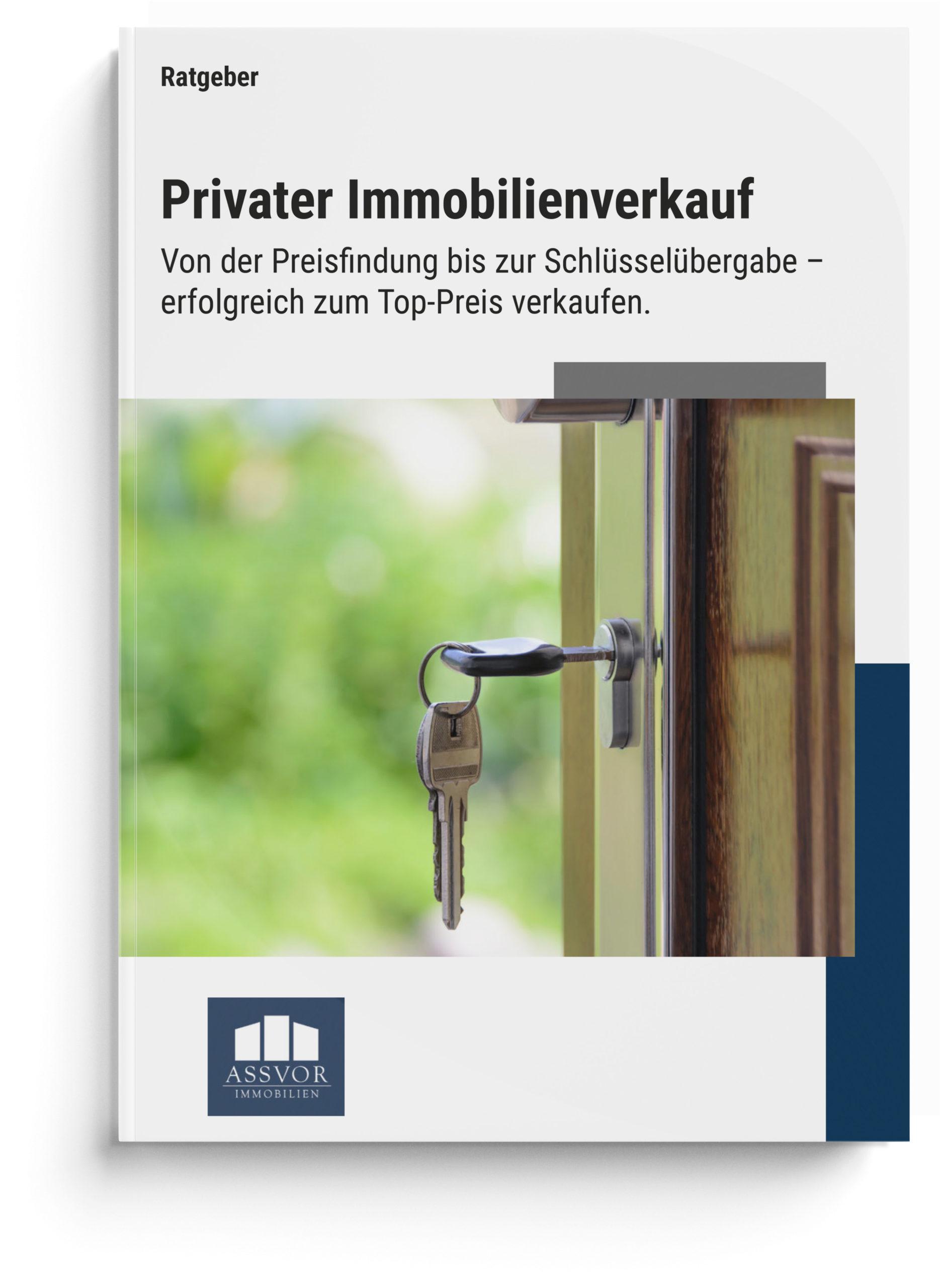 Privater Immobilienverkauf eigenes Haus Verkauf Eigentumswohnung Gutachten Unterlagen Fotos Exposé Kaufpreis Verhandlung - Mockup - Bild
