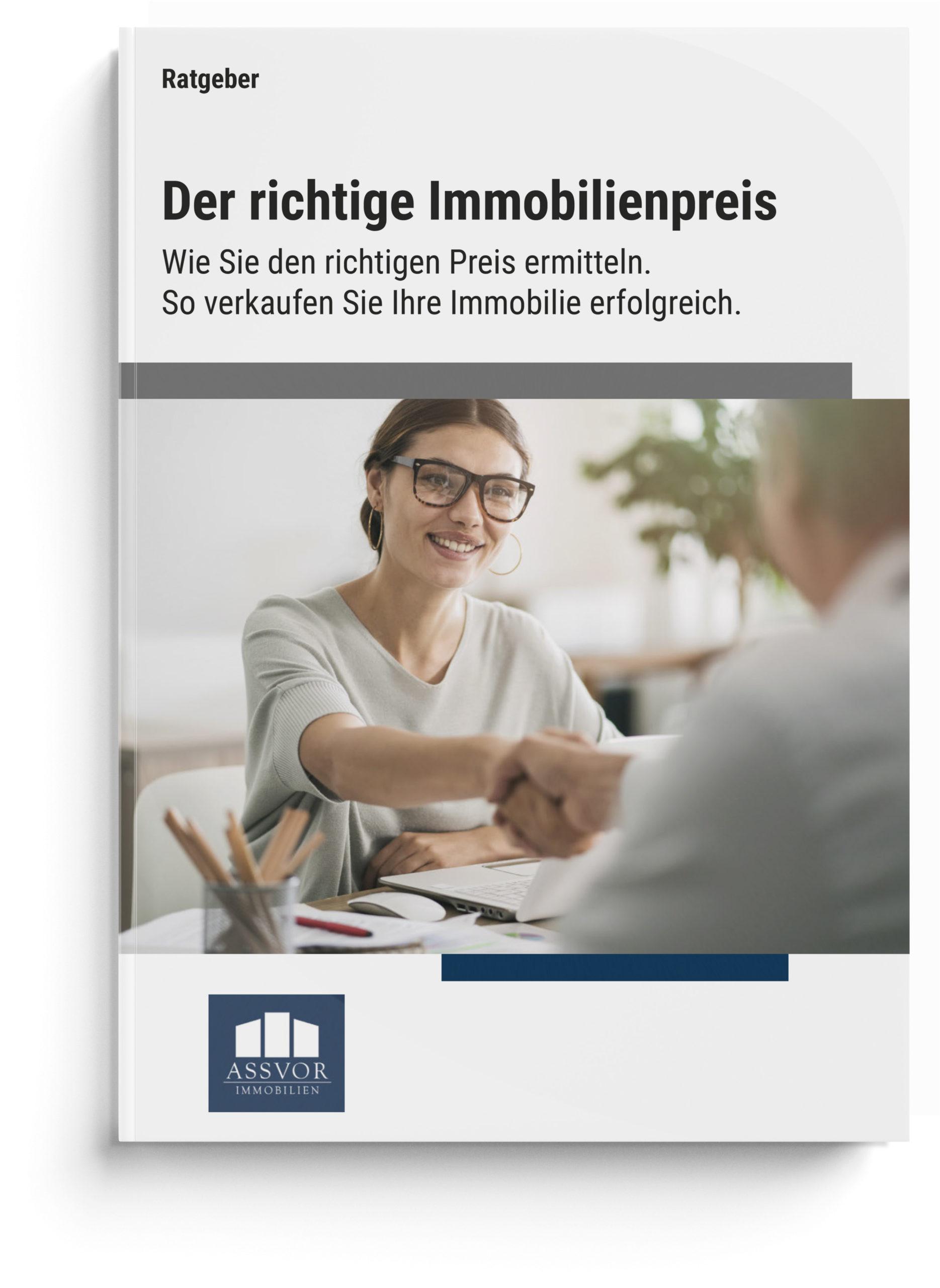 Ratgeber Mockup Kaufpreis Angebotspreis Immobilienpreis ermitteln