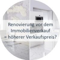 Blog_Verlinkung_KW32 Renovierung vor dem Immobilienverkauf - höherer Verkaufspreis