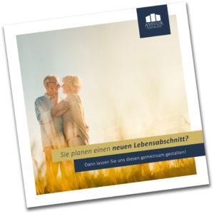Senioren Immobilie im Alter Klickbild Flyer